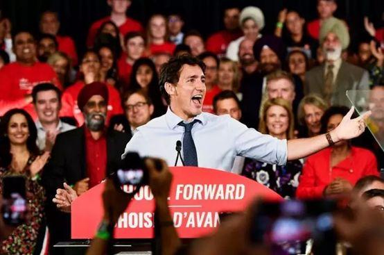 加拿大大選結果出爐:自由黨贏了,特魯多連任!移民政策將何去何從? -企一網