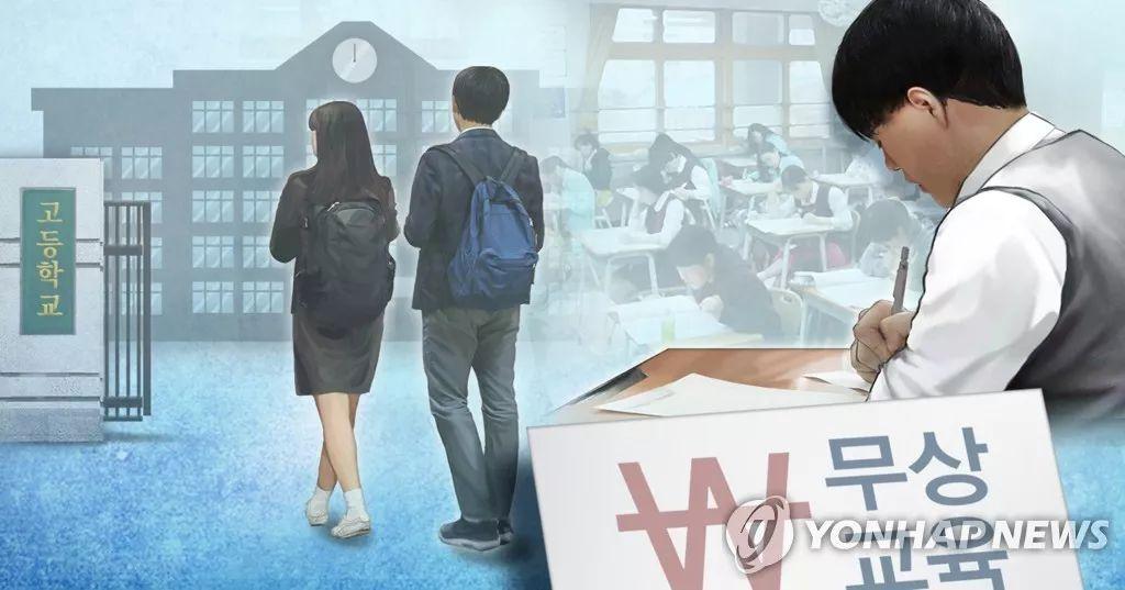 韩国2021年起全面实施高中义务教育-顺企网-企一网