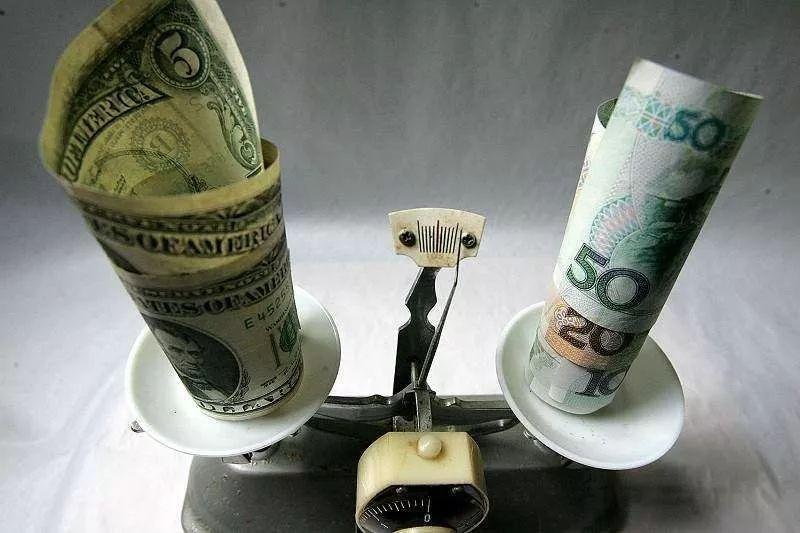 """三個月來首次,在岸、離岸人民幣匯率雙雙收復""""7""""關口-信用報告-工商信息-企一網"""