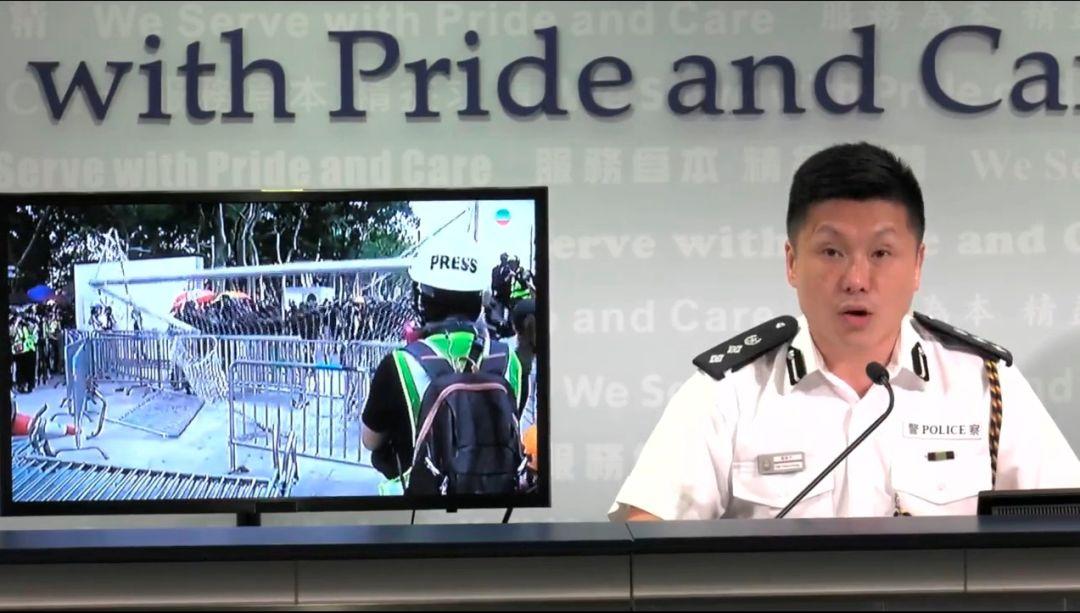 香港警方過去三天共拘捕325人,涉嫌無牌管有槍械、襲警等-信用報告-工商信息-啟信寶-企一網