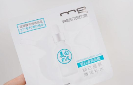 美即奶皮面膜一周用几次 美即奶皮面膜敏感肌能用吗-企一网