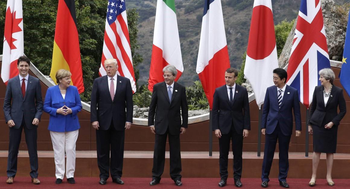 特朗普取消G7峰会,将改为视频会议
