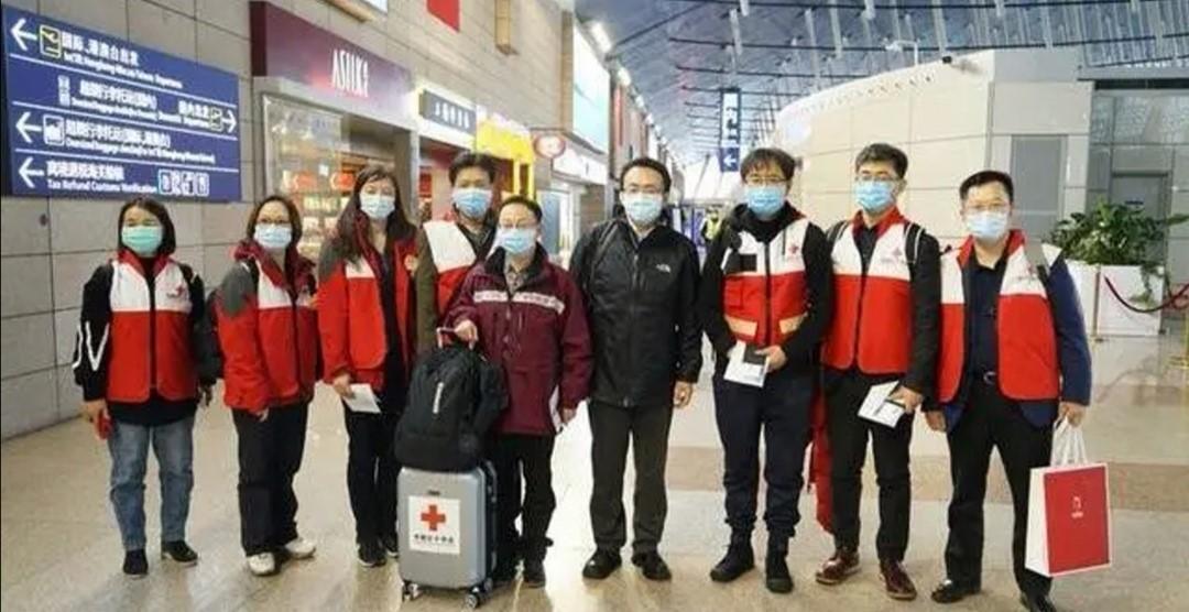 回赠意大利100倍口罩,有一种温暖叫中国援助