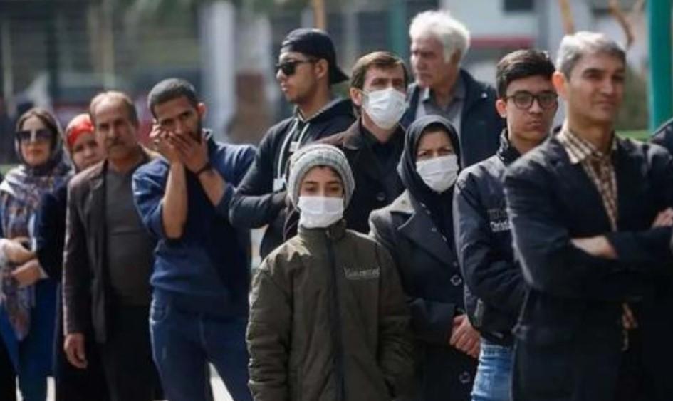 伊朗有150万人感染,疫情拐点尚早