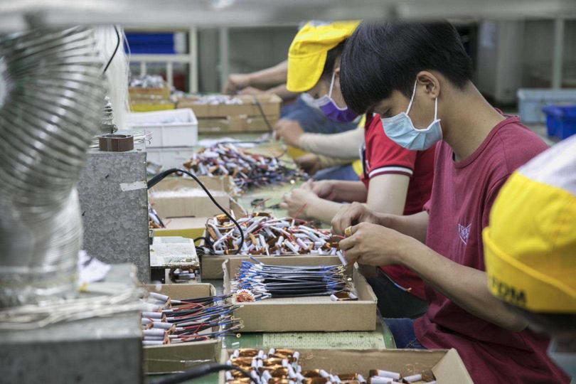 疫情期间,越南为工厂开放后门