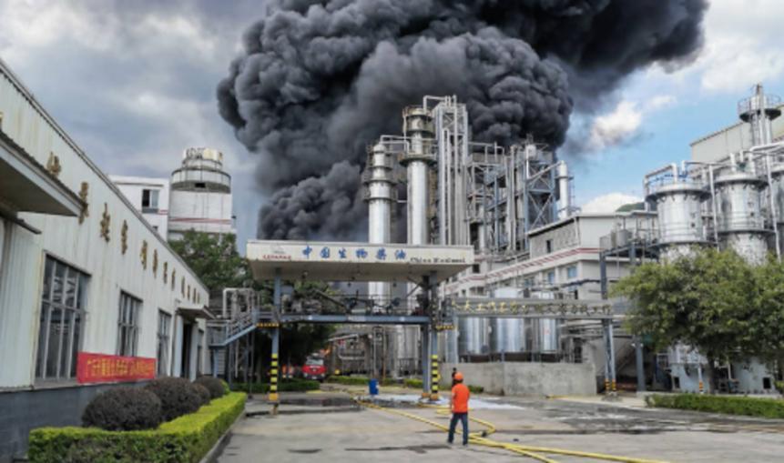 福建新动力公司起火变乱,公司之前就存在安然隐患