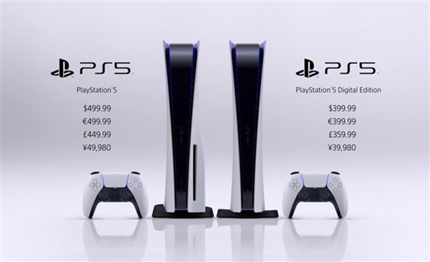 PS5与XSX同价 数字版巨亏