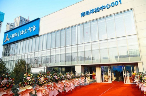 三翼鳥青島001號店盛大開業