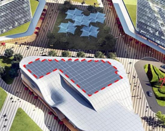金茂綠建開啟綠色科技時代,讓家自己發電