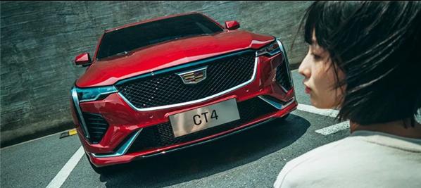 凱迪拉克CT4新增一款車型上市