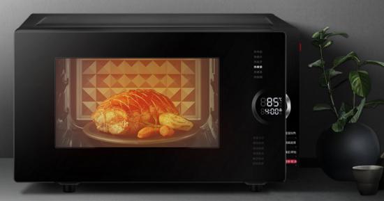 美的定温热微波炉代你照料父母饮食健康