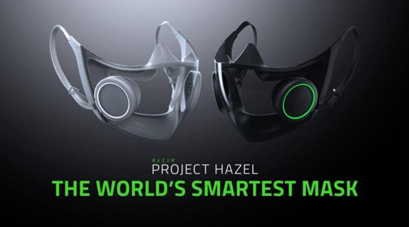 雷蛇表态将量产Project Hazel口罩