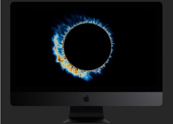 iMac Pro目前已经正式下架