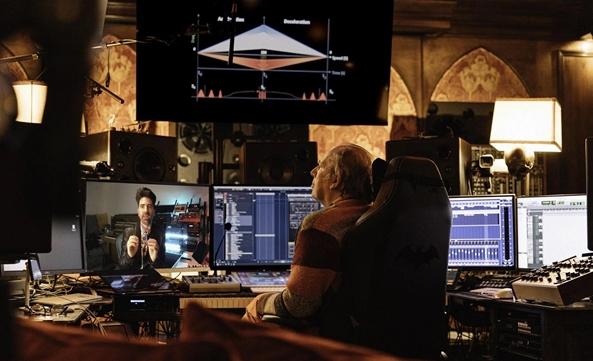 """汉斯·季默将为宝马电动M开发一种独特""""驾驶伴音"""""""