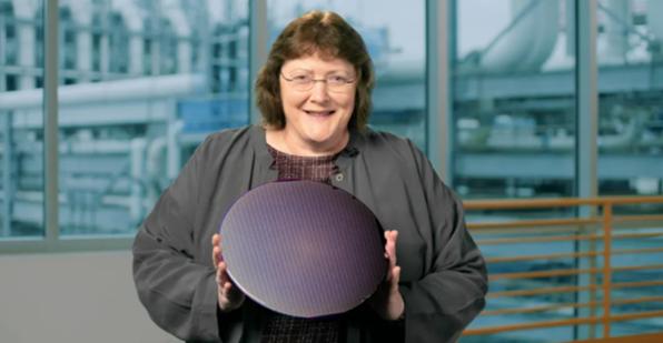 Intel发再次展示一核心词列底层技术创新