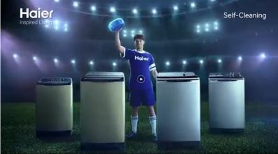 海爾洗衣機2021年上半年在泰國銷量大增50%