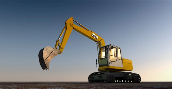 百度宣布成功打造了一種全新自動挖掘機系統