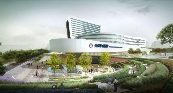 三級甲等!遵義這座醫院將于明年投入使用,設有床位1000張-企一網