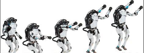 逐!幀!揭!秘!終于能看清波士頓動力機器人的細節了