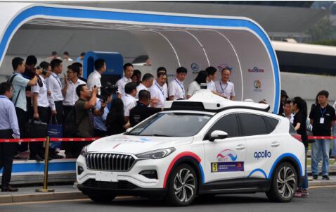 百度无人车部门再瘦身:两大核心事业部合并,明年量产1000辆无人车