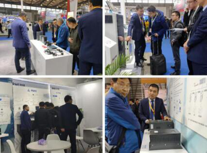 英威腾参加2019纺机展,展示化纤、纺纱、织造等领域最新应用