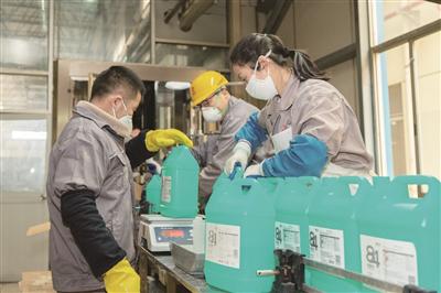 一家杭州企業如何做到 堅持不斷貨安全來復工
