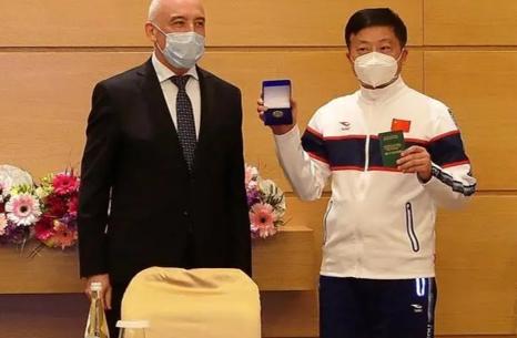 烏茲別克斯坦感謝中國