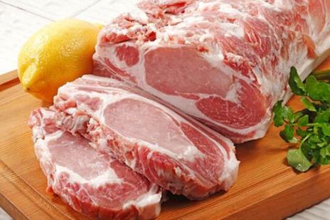 豬肉價格回落