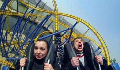 日本建议坐过山车禁止尖叫
