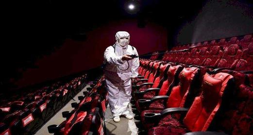 超四成影院面臨關門風險