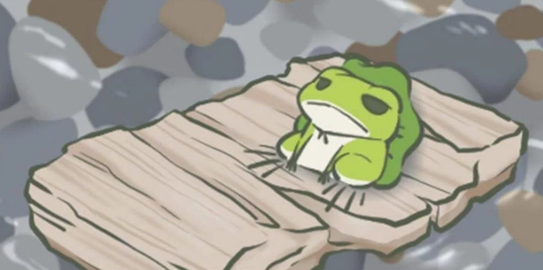 旅行青蛙将拍成电影