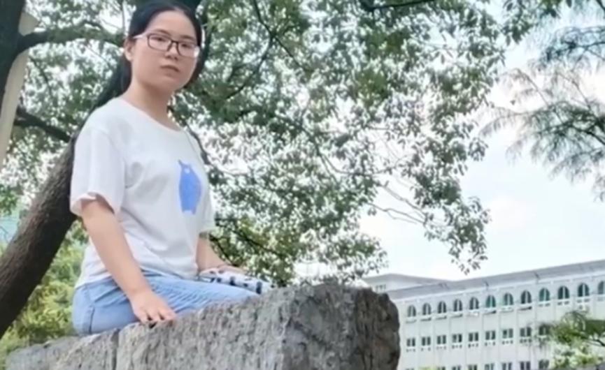 湖南耒阳留守女孩高考考676分,选择北大考古专业