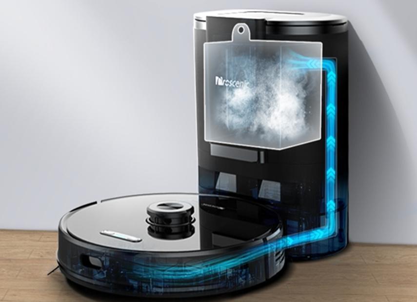 浦桑尼克无人扫地机M8 Pro新品上市