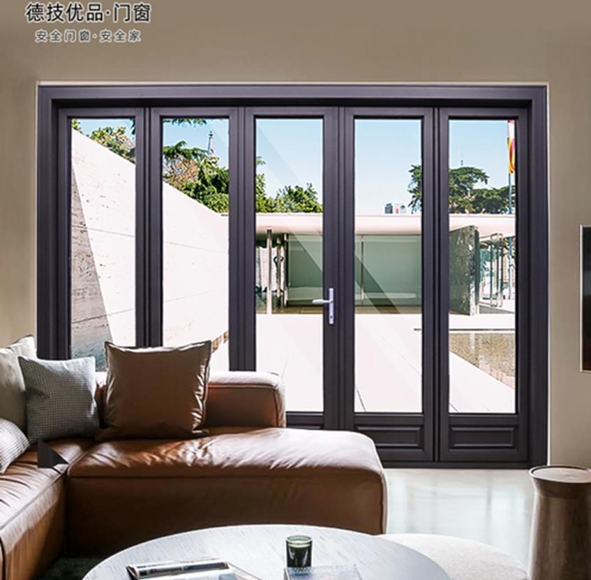 德技门窗,铝合金门窗加盟的优选