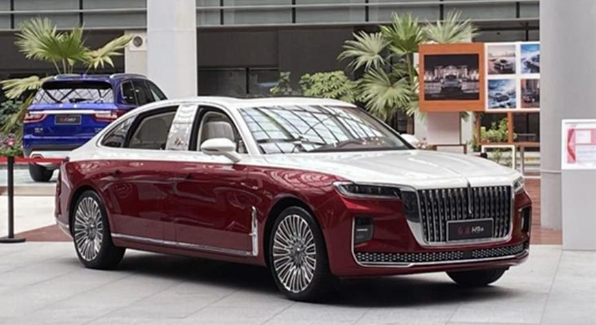 紅旗H9定制化生產、四座布局有望亮相北京車展