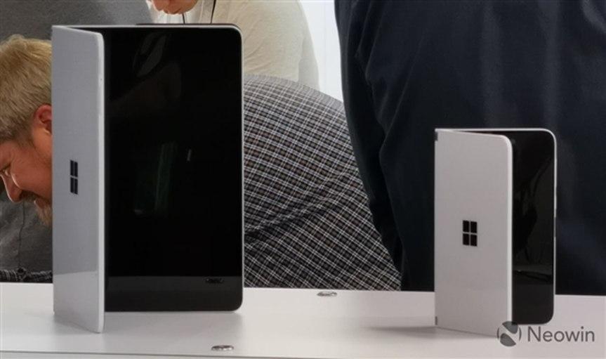 微软被爆料无限推迟Surface Neo