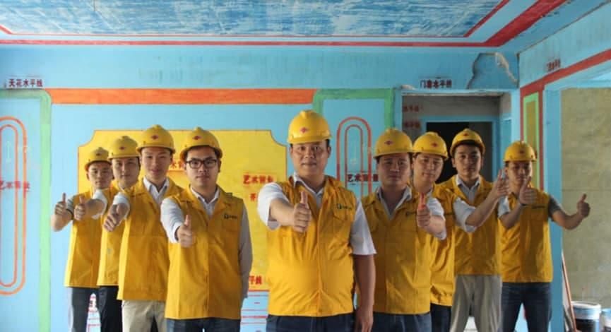 上海裝修哪家裝修公司強?就在上海泰彌建筑裝飾
