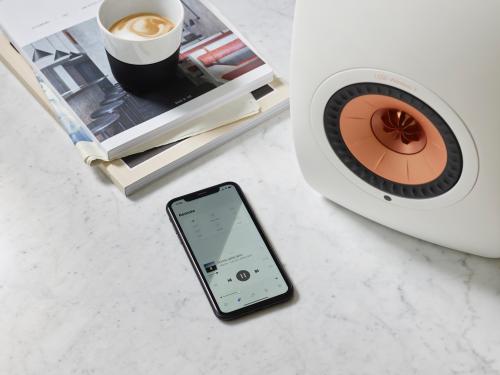 KEF新一代的 LS50 Wireless II 超越你的想象