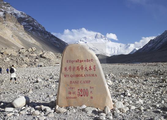 專家釋疑珠峰為何長高了?