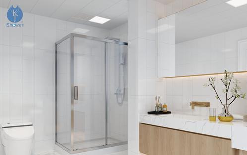康健衛浴與你分享淋浴房高度與清除水垢的知識!