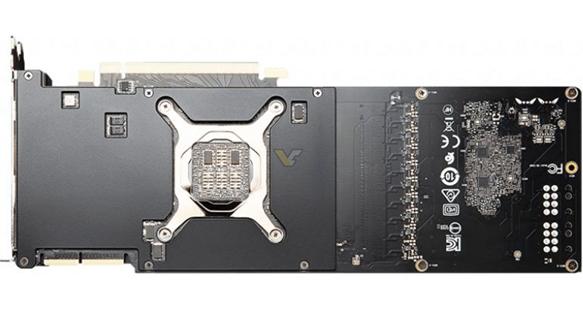 微星新發RTX 3090:酷似費米GTX 480