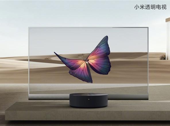 小米首款商用透明電視驚艷到老外