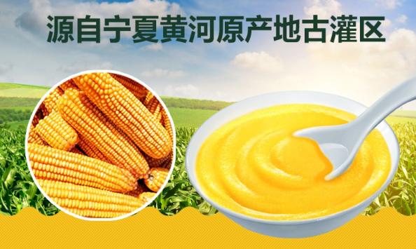黃河玉米著力村打造營養三餐