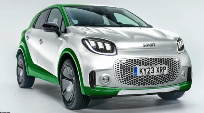 Smart將推出SUV,基于吉利SEA平臺打造