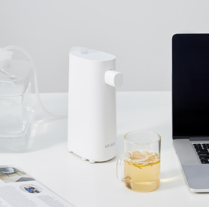 庫比便攜即熱飲水機打造飲水新潮流