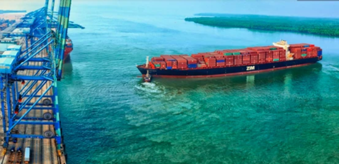 ZIM簽訂價值10億美元10艘LNG動力箱船租約