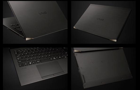 VAIO Z高端商務本搭載4K HDR屏幕
