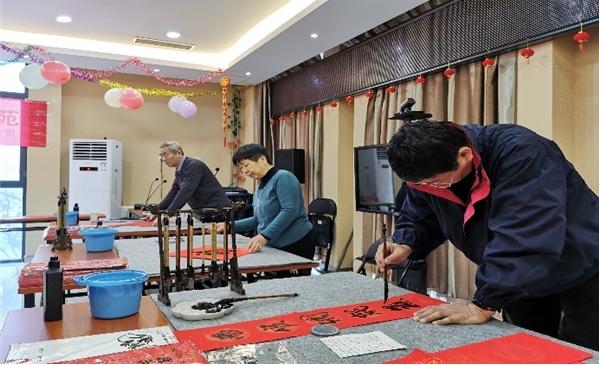 """中鐵建物業用傳統文化發揚""""文化自信"""""""