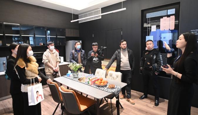 歐瑞博在浦東落戶華東區首家3.0旗艦店