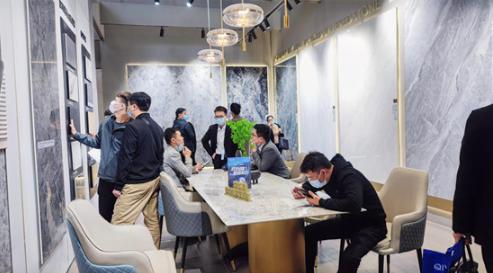 歐神諾瓷磚在上海建博會引眾多觀展商駐足!